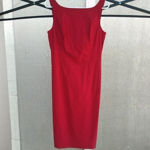 "Express ""Little Red"" Dress"
